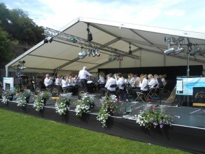 Llangollen Silver Band Senior 2